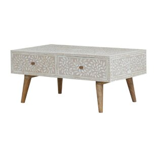 Watauga Coffee Table With Storage By Bloomsbury Market