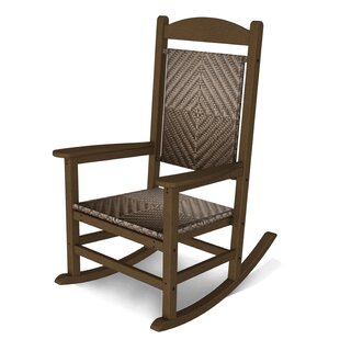 Presidential Rocking Chair by POLYWOOD?