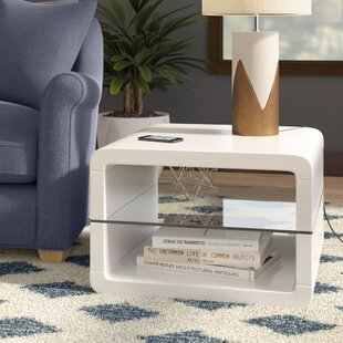 Albano End Table by Latitude R..