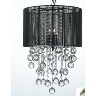 House of Hampton Dia 3-Light Chandelier