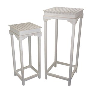 2 Piece Nightstand Set