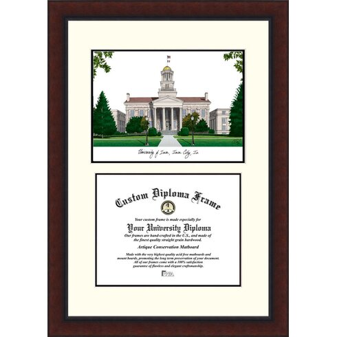Campus Images NCAA Liberty University Legacy Scholar Diploma Picture ...