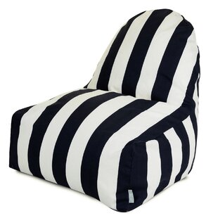 Stripes Bean Bag Lounger ByLongshore Tides