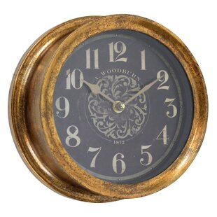 office large size floor clocks wayfair. Manette Small 9\ Office Large Size Floor Clocks Wayfair