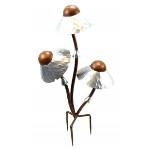 Weathers Mushroom Statue By Brambly Cottage