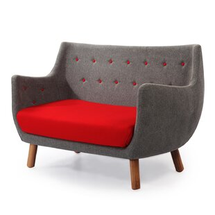 Comparison Parlor Mid Century Modern Loveseat by Kardiel Reviews (2019) & Buyer's Guide