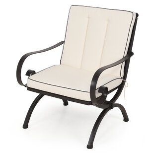 Romeo Garden Chair With Cushion By Sol 72 Outdoor