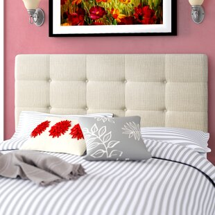 Searching for Tiarra Upholstered Panel Headboard by Three Posts