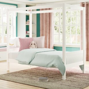 Isabelle Canopy Bed by Viv + Rae