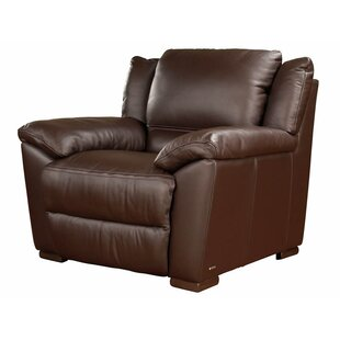 Natuzzi Editions Giuseppe Leather Power Recliner