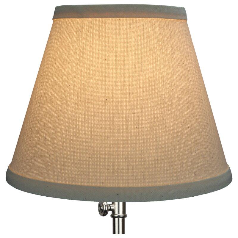 Fenchel shades 9 linen empire lamp shade reviews wayfair 9 linen empire lamp shade aloadofball Gallery