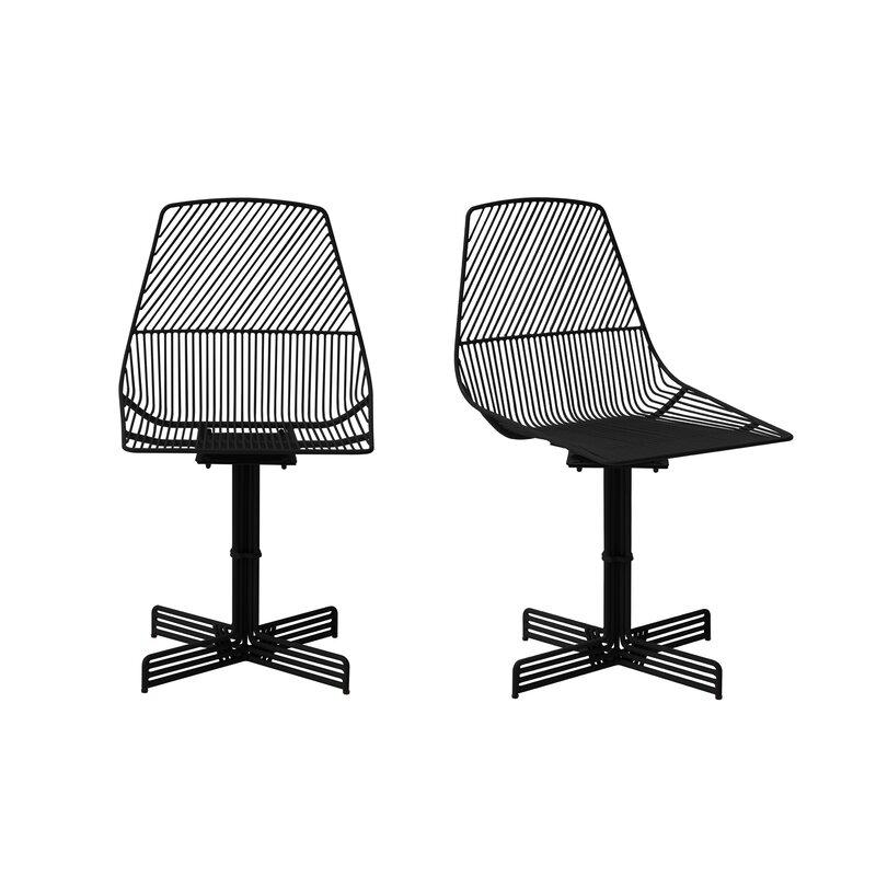 Bend Goods Swiveling Ethel Dining Chair Wayfair
