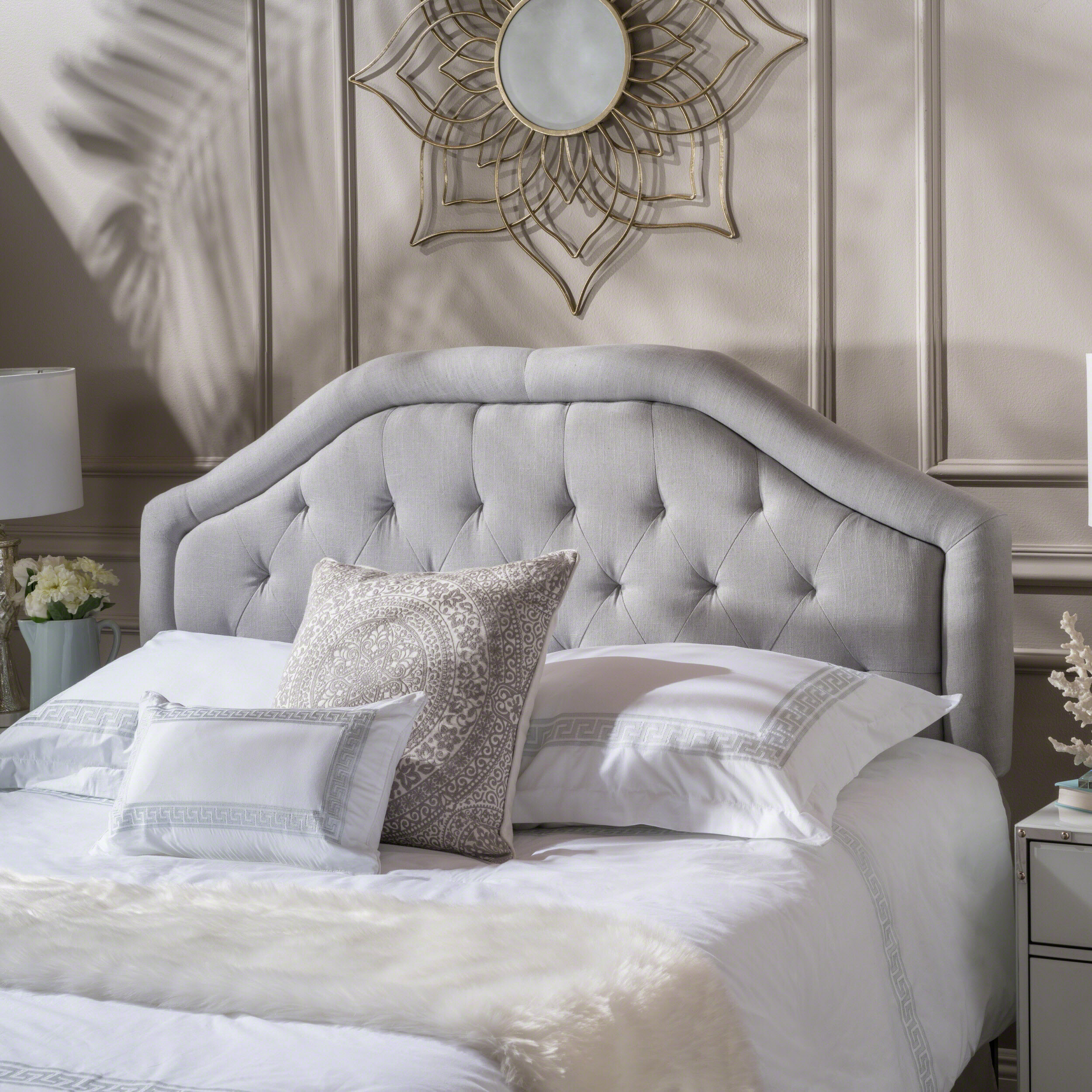 size furniture skyline gray tufted eastern diamond upholstered with wooden wood linen h stained rebekah leather black wingback grey platform button dove full frame dark of rustic slightly short white in king charcoal queen and headboard reclaimed headboards arched