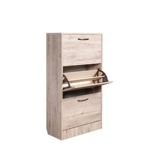 18 Pair Shoe Storage Cabinet by Foundry Select