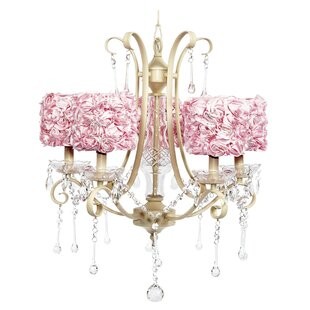 Jubilee Collection Colleen 5-Light Shaded Chandelier
