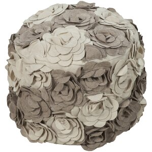 Cornimont Pouf Ottoman by House of Hampton