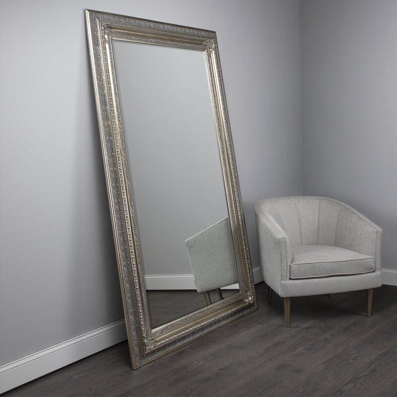 Crestview Wooden Frame Wall Mirror Wayfair