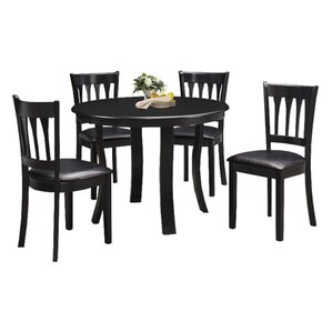 Oakmont 5 Piece Dining Set by Red Barrel Studio