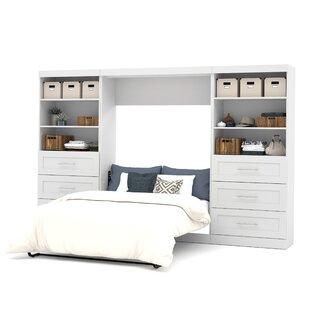 Walley Full Murphy Bed by Brayden Studio