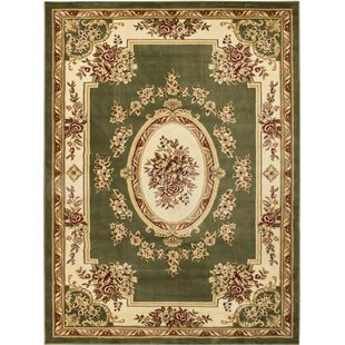 Colindale Green Area Rug by Astoria Grand
