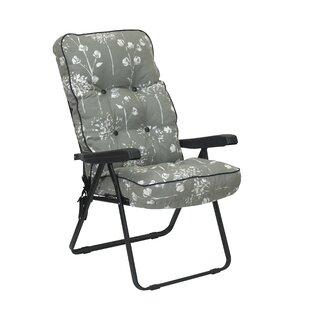 Archard Deluxe Renaissance Reclining Sun Lounger By Sol 72 Outdoor