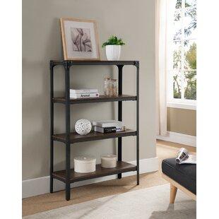 4 Tier Etagere Bookcase InRoom Designs