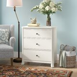 Aaryahi 3 Drawer Bachelor's Chest by Birch Lane™ Heritage