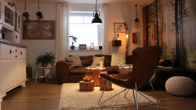 DIY: Wohnzimmer Einrichten U0026 Gestalten