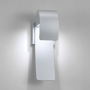 Rothrock LED Outdoor Sconce by Orren Ellis