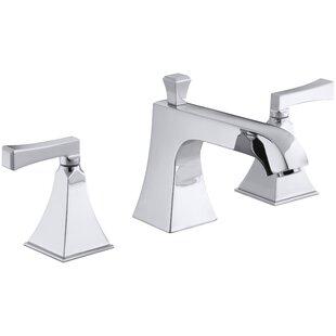 Buy clear Memoirs® Widespread Bathroom Faucet ByKohler