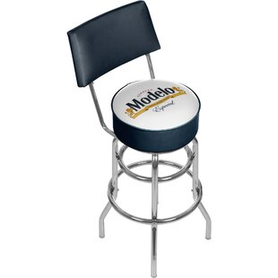 Modelo 31 Swivel Bar Stool Trademark Global