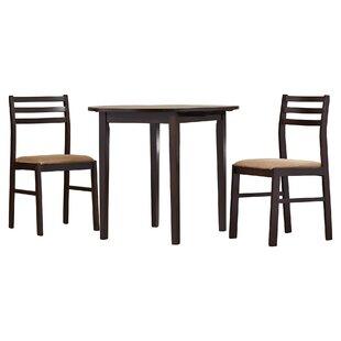 lynbrook 3 piece counter height dining set 3 piece kitchen  u0026 dining room sets you u0027ll love   wayfair  rh   wayfair com