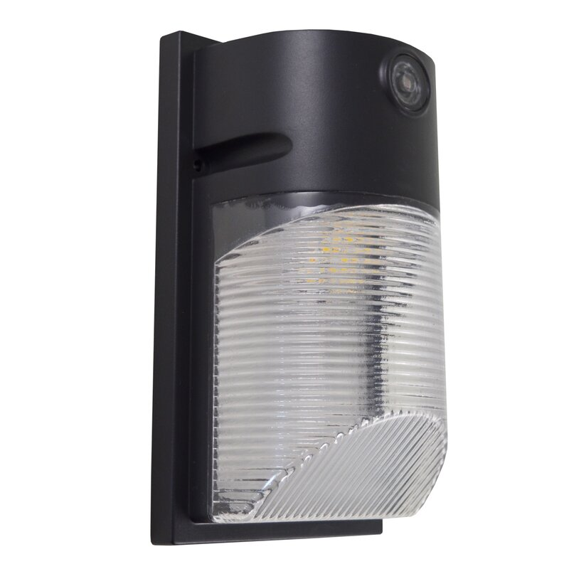 Stonepoint 9 Watt Led Dusk To Dawn Outdoor Security Wall Pack Wayfair