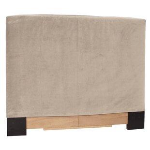 Straley Upholstered Panel Headboard by Latitude Run