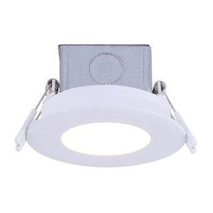 Look for 4 LED Recessed Lighting Kit By Canarm
