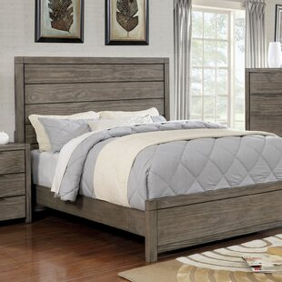 Read Reviews Elowen Panel Bed by Gracie Oaks Reviews (2019) & Buyer's Guide