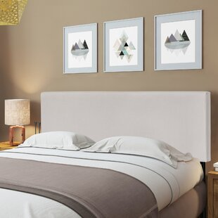 Kiara Plain Upholstered Panel Headboard