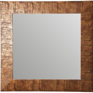 Orren Ellis Analleli Safari Wall Mirror