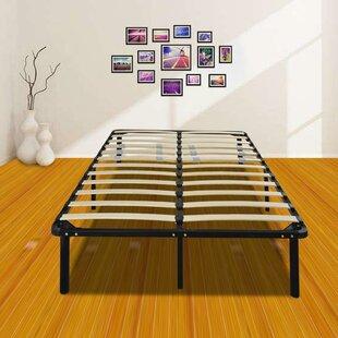 Akhsa 14 Standard Profile Bed Frame by Latitude Run