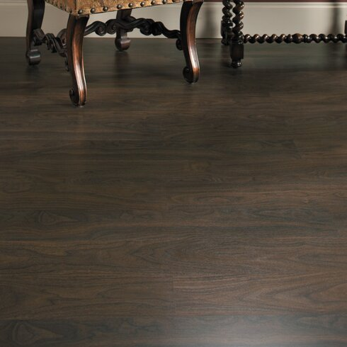 Quick Step Eligna 6 X 54 X 8mm Walnut Laminate Flooring In