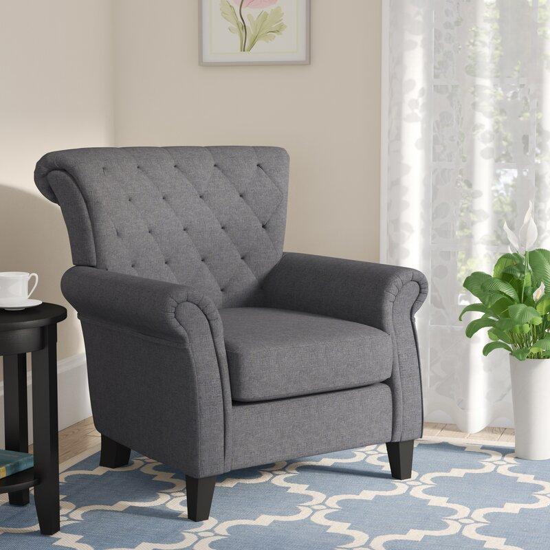 Three Posts Penbrook Armchair & Reviews   Wayfair