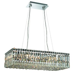 Langer 16-Light Crystal Chandelier by House of Hampton