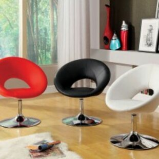 Brode Swivel Barrel Chair