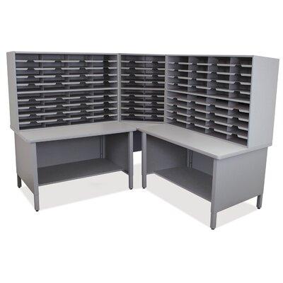 100 Compartment Mailroom Organizer Marvel Office Furniture
