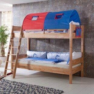 Fairhope European Single L-Shaped Bunk Bed By Zoomie Kids