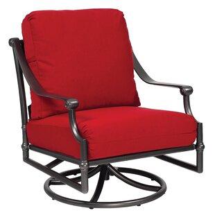 Woodard Delphi Swivel Rocking Lounge Chair