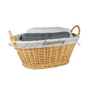 Home Basics Laundry Basket