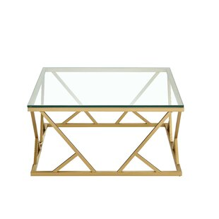 Reviews Velda Coffee Table By Everly Quinn
