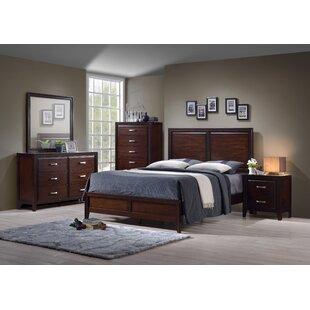 Alcott Hill Barwood Panel Configurable Bedroom Set