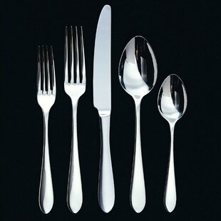 Linden 20 Piece Flatware Set, Service for 4